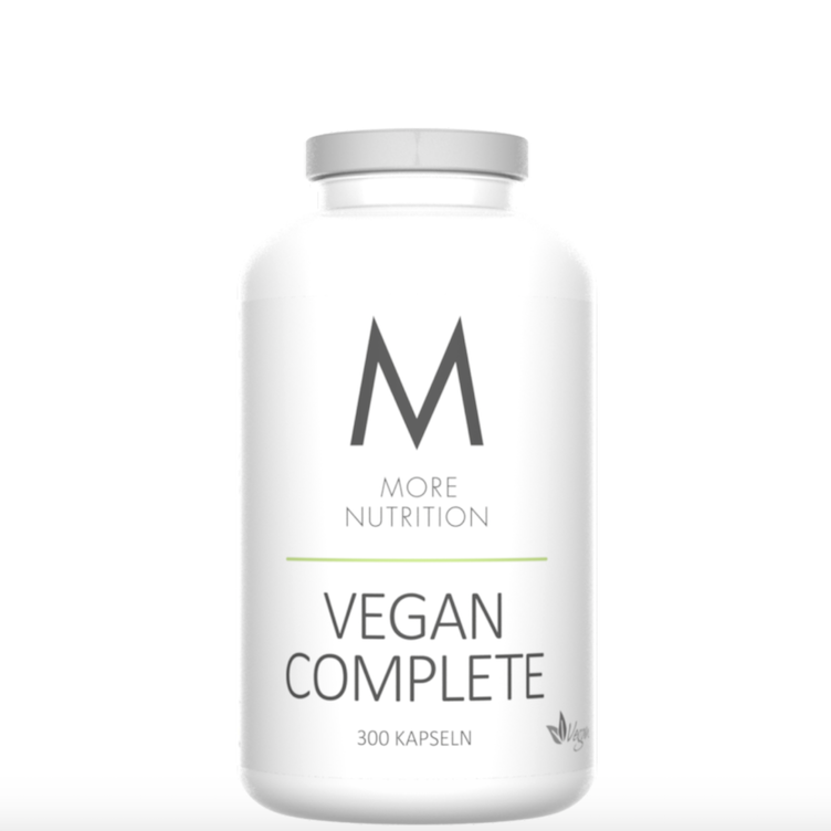 Vegan Complete Multivitamin