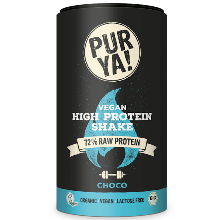 Vegan High Protein Shake
