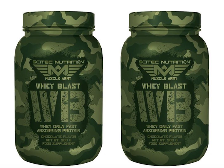 Whey Blast Set 2 for 1