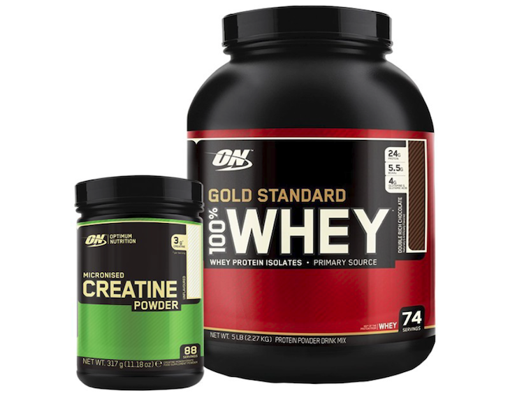 Whey & Creatine SET
