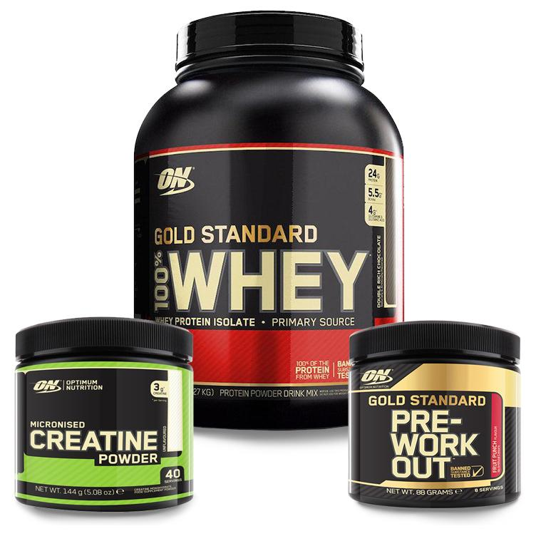 Whey Gold Standard -SET