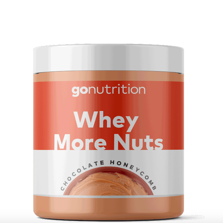 Whey More Nuts