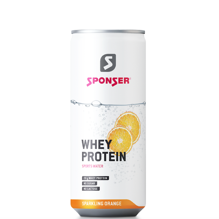Whey Protein Sports Water