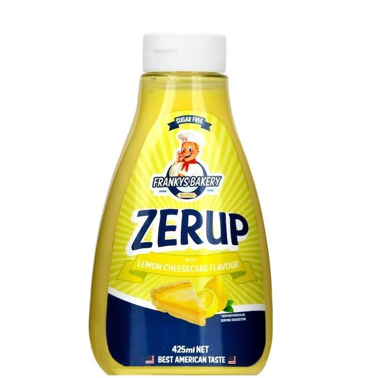 ZerUp, Lemon Cheesecake